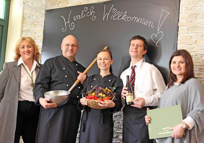 Haus Thal in Overath – Hotel, Restaurant, Küche - Team