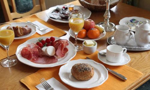 Hotel Bergisches Land | Frühstück | Haus Thal Overath