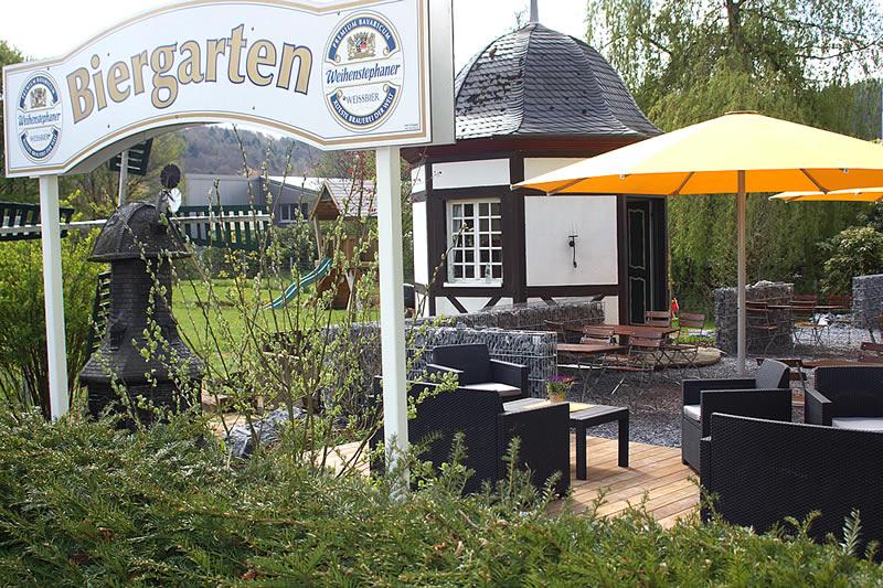 Restaurant Biergarten Bergisches Land Overath Haus Thal