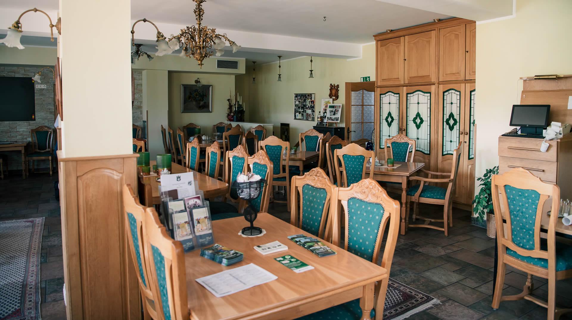 Restaurant Bergisches Land | Haus Thal in Overath, Nähe Köln